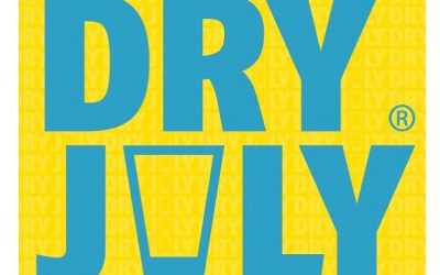 Sign up to be Booze free with Dry July Foundation along with Col McIntyre