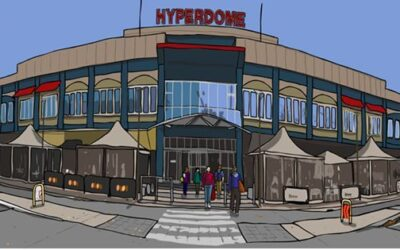 New Look Town Centre And Rebranding Of Hyperdome Tuggeranong