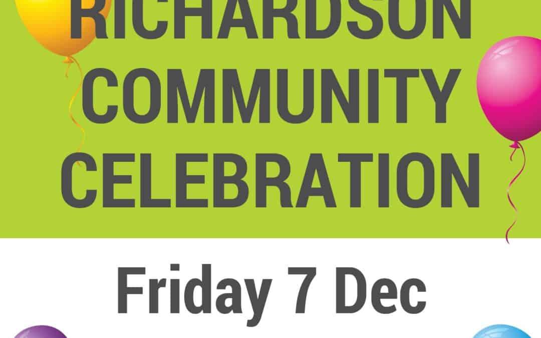 Richardson Community Celebrations