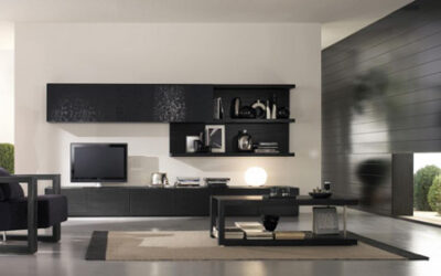 Decor Myths About Using Black on Your Walls